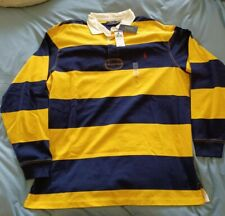 New listing Mens Polo Ralph Lauren 2XLT 2XL Tall heavy rugby NWT $100 Value