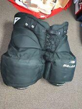 Bauer Reactor 6 Senior Pro Large Ice Hockey Goalie Pants Vintage Made In Canada