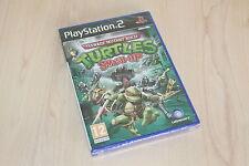 Teenage Mutant Ninja Turtles Smash Up PS2 Playstation 2 PAL Reino Unido Nuevo Sellado