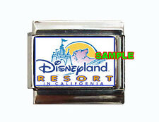 Disneyland logo #1 Custom Italian Charms Best Look!