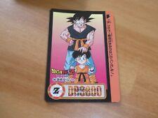 DRAGON BALL Z GT DBZ HONDAN PART 25  CARDDASS DP CARD CARTE 346 JAPAN 1995  NM