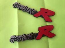 Logo Emblem Honda Prelude Type R BIG SALE FREE SHIP