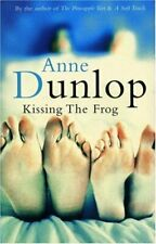 Kissing the Frog by Dunlop, Anne Paperback Book The Fast Free Shipping