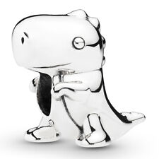 PANDORA Charm Element 798123 Dino the Dinosaur Silber Bead