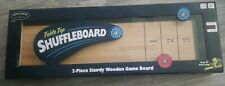 Table Top Shuffleboard Game NEW Front Porch Classics Real Wood University Games