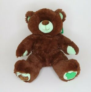 Build A Bear BAB Girl Scouts Thin Mint Brown and Mint Plush w/ Girl Scouts Tag