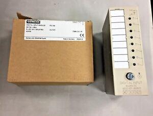 SIEMENS SIMATIC S5 DIGITAL INPUT MODULE 6ES5431-8MA11