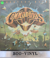 THE COMMODORES ~ GREATEST HITS ~ 1978 UK SOUL VINYL LP ~Ex Con Nice Copy