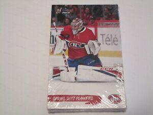 2016/17 NHL Montreal Canadiens Team Set