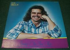 Living On The Edge Tom Karlson~1980 Release Pop Rock LP~FAST SHIPPING!