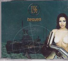 U96-Heaven cd maxi single