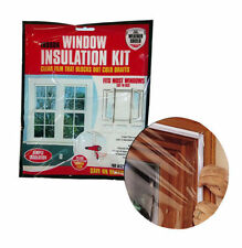 Weather Shield Indoor Window Draught Insulation Kit (086758)