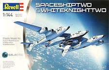 Revell 1/144 Model Kit 04842 SpaceShipTwo & White Knight Two