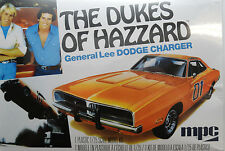 MPC 1969 Dodge Charger General Lee Dukes Of Hazard 1/25 Plastic Model Kit 706