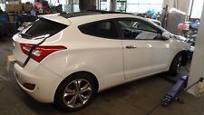 Hyundai i30 Coupe, 2 türer Original Heckklappe,weiss, EZ.10.2013
