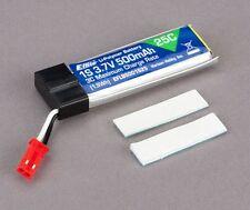 E-Flite Blade 120 SR 500mAh 1S 3.7V 25C LiPo Battery EFLB5001S25