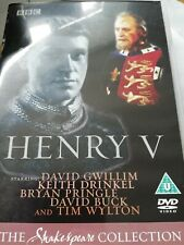 Henry V DVD BBC Shakespeare Collection David Gwillim
