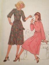 Simplicity Sewing Pattern 7952 Misses Ladies Dresses Size 10 Uncut