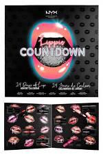 NYX Lippie Countdown 24 Days of Lip Advent Calendar