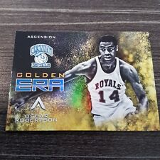 2017-18 Panini Ascension GOLDEN ERA Oscar Robertson