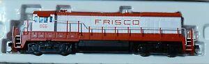 Atlas N #49917 Diesel GE B30-7 Powered -- Frisco #866 (red, white)