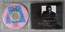 Marvin Gaye - Lucky Lucky Me - Original UK Issue 6 Trk CD Single