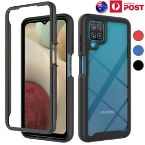 For Samsung A12 A32 A52 A72 A22 A82 A42 5G A21S Case Heavy Duty Shockproof Cover