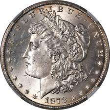 1878-CC Morgan Silver Dollar NGC MS64 Nice Eye Appeal Nice Luster Strong Strike