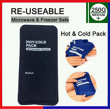 Reusable Microwaveable Hot and Cold Pack Heat Ice Gel Pack First Aid Pain Relief