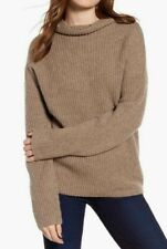 NEW - NORDSTROM Funnel Neck Sweater Cashmere - CHELSEA28 SAKS Free People Urban