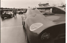 CHEVRON B8 OR B6 JOHN LEPP PHOTOGRAPH 1969 SILVERSTONE INTERNATIONAL MARTINI 1X