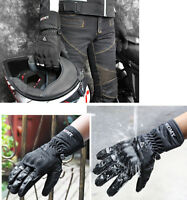 Motorcycle Rider Protective Gloves Touch Screen Full Finger Racing Winter Glove