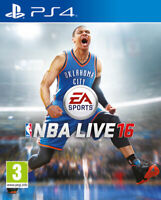 NBA en Vivo 16 ( Cesta 2016) PS4 PLAYSTATION 4 Electronic Arts