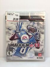 PS3 Madden NFL13