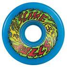 SANTA CRUZ WHEELS - CLASSIC SLIME BALLS - 66 MM 78A - BLUE OR PINK SKATEBOARD