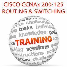 CISCO CCNAx EXAM 200-125 Routing & Switching - Video Training Tutorial DVD