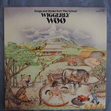 LP Wiggerly Woo Songs & Stories From Playschool 1984 Australian Release ABC