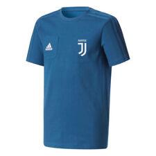 Maglie da calcio di squadre italiane blu adidas per bambini