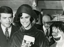SYLVIE FENNEC LE BAL DU COMTE D'ORGEL  1970 VINTAGE PHOTO ORIGINAL #5