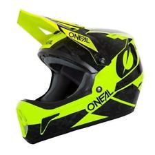 O'Neal Sonus Full Face BMX Racing Downhill Mountain Bike Helmet Black or Yellow