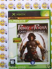 ★ PRINCE OF PERSIA L'AME DU GUERRIER  ★ jeu complet   Microsoft  XBOX - N°29
