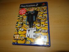 Despicable Me PS2 New Factory sealed PAL