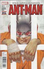 The Astonishing Ant-Man #11 Marvel comic 1st Print 2016 NM ships in t-folder