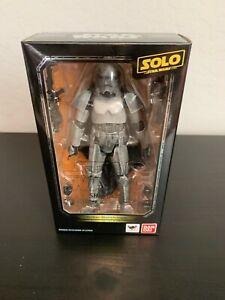 Bandai S.H. Figuarts Star Wars Solo Mimban Stormtrooper