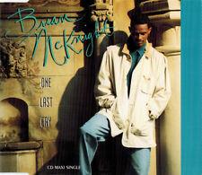 Brian McKnight – One Last Cry (1993) Mercury CD NEW sealed Maxi single