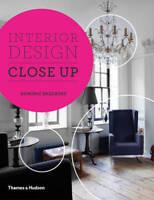 Interior Design Close Up, Richard Powers,Dominic Bradbury, Used Excellent Book