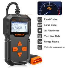 Universal OBD2 Auto fault Code Reader reset car engine Analyzer Diagnostic Tool