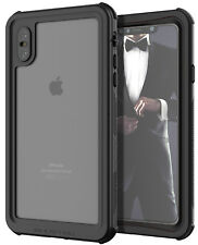 Ghostek Nautical 2 wasserdichtes Outdoor Case für Apple iPhone XS Max schwarz