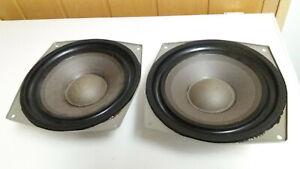 DDR RFT  Lautsprecher    L 2911 Tiefton  2 Stück