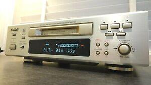 Denon DMD-F100 Mini Disc Player Recorder HiFi Component